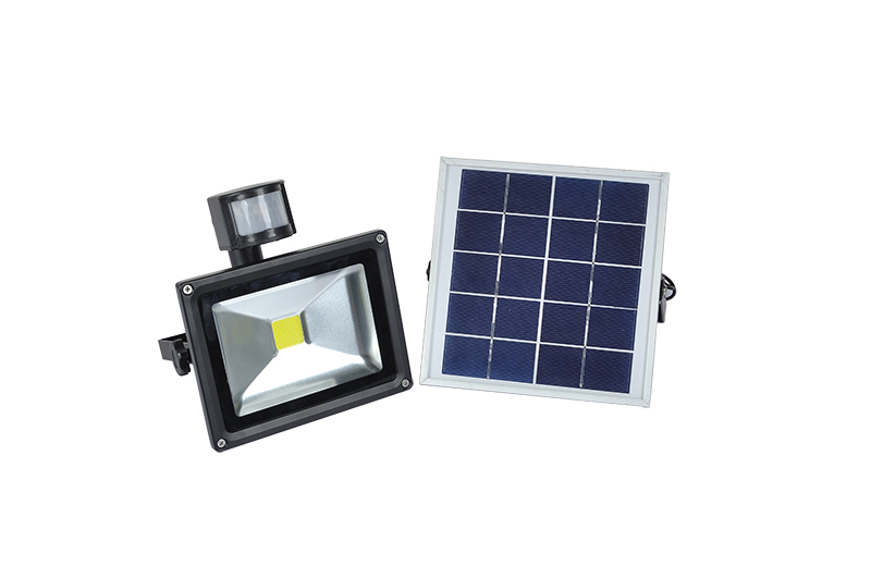 20W Solar LED flood light GY-SFL-20A