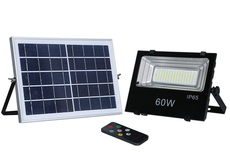 60W Kingkong solar flood lights GY-RSF-60W