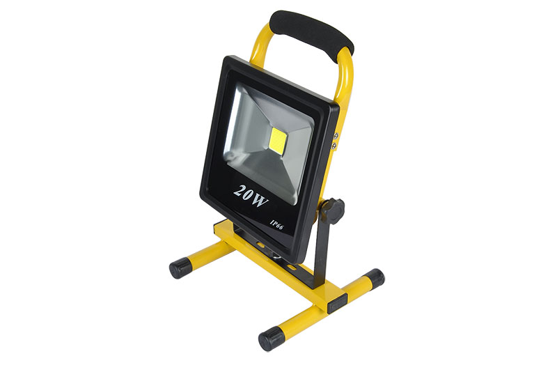 20W slim battery flood light GY-CBRLF-20A1
