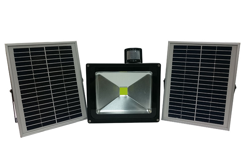 30W Solar LED flood light GY-SFL-30A