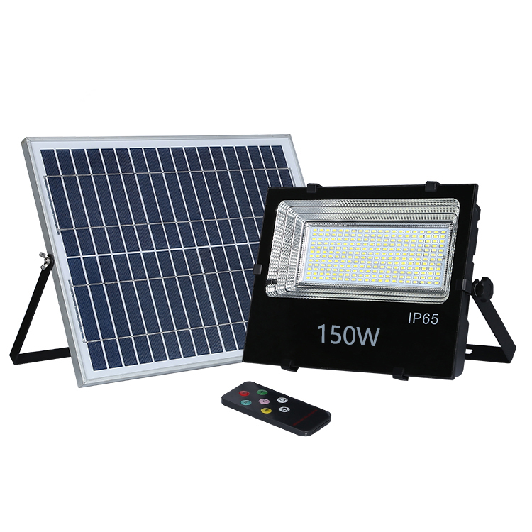 150W remote solar lights GY-RSF-B-150W